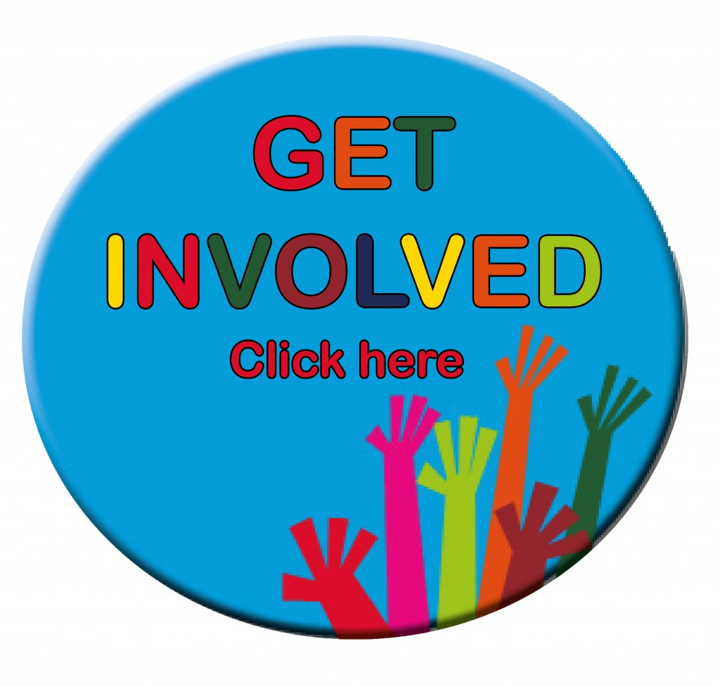 Get Involved: Getting Involved