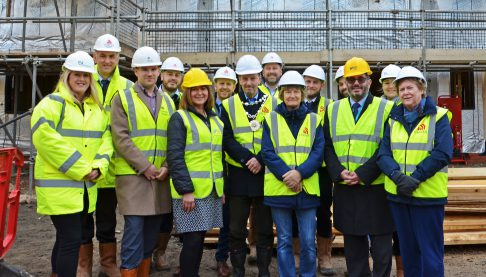 Stagholt Stonehouse update February 2020