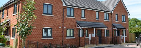 Affordable rented homes in Gloucestershire