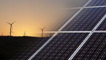 Image of renewable energy sources