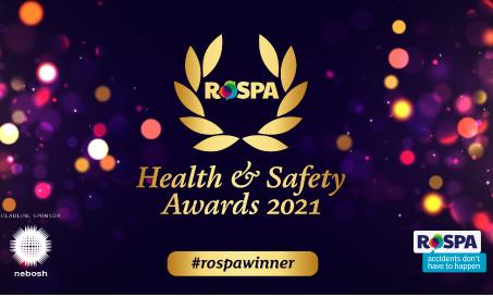 RoSPA Gold Medal 2021